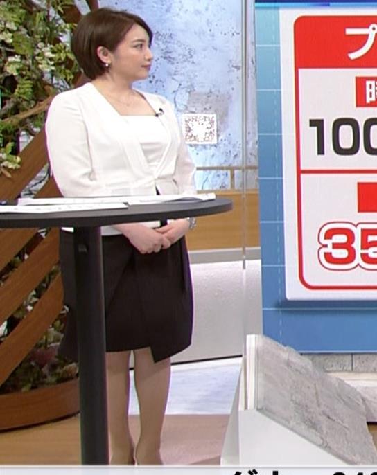 相内優香アナ ムチムチなスーツ姿キャプ・エロ画像4