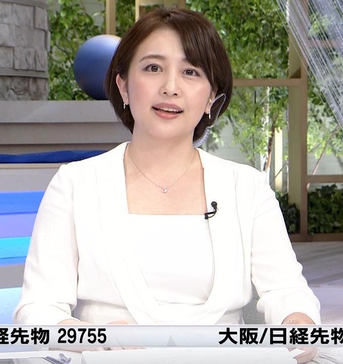 相内優香アナ ムチムチなスーツ姿キャプ・エロ画像6