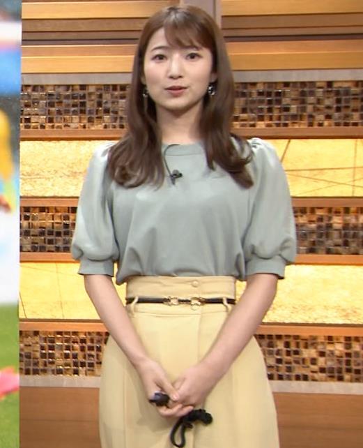 安藤萌々アナ 報道ステーションキャプ・エロ画像5