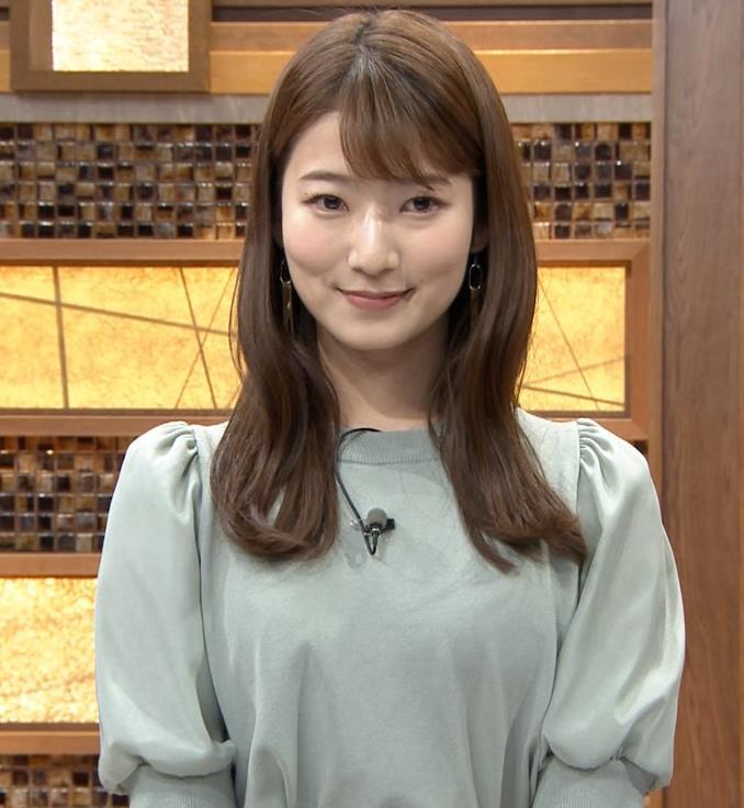安藤萌々アナ 報道ステーションキャプ・エロ画像6