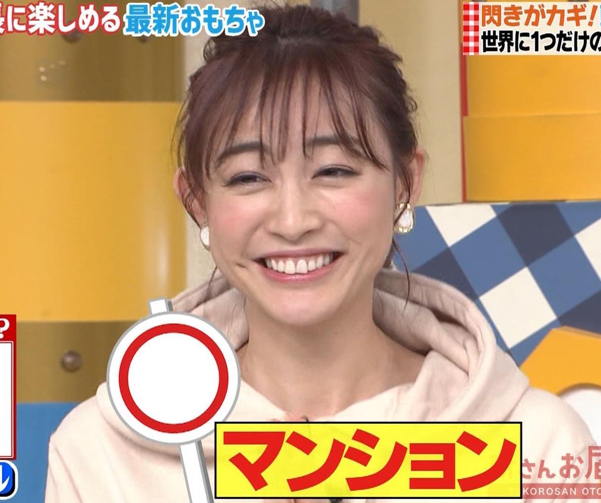 新井絵理奈 かわいいポニーテール&ちょっと胸が目立つキャプ・エロ画像14