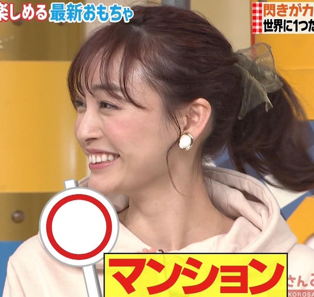 新井絵理奈 かわいいポニーテール&ちょっと胸が目立つキャプ・エロ画像15
