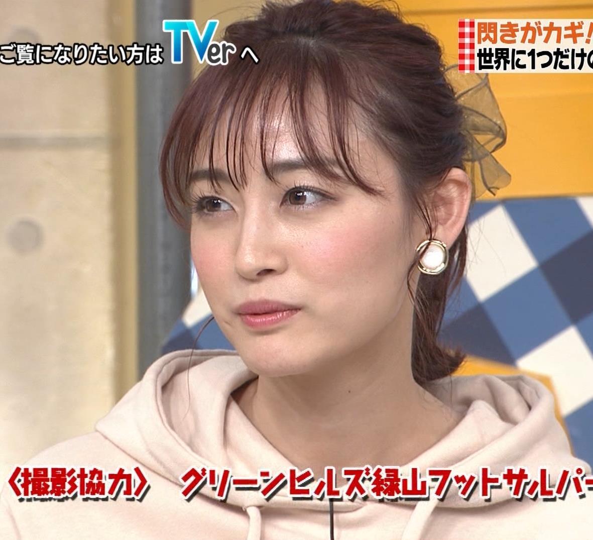 新井絵理奈 かわいいポニーテール&ちょっと胸が目立つキャプ・エロ画像18