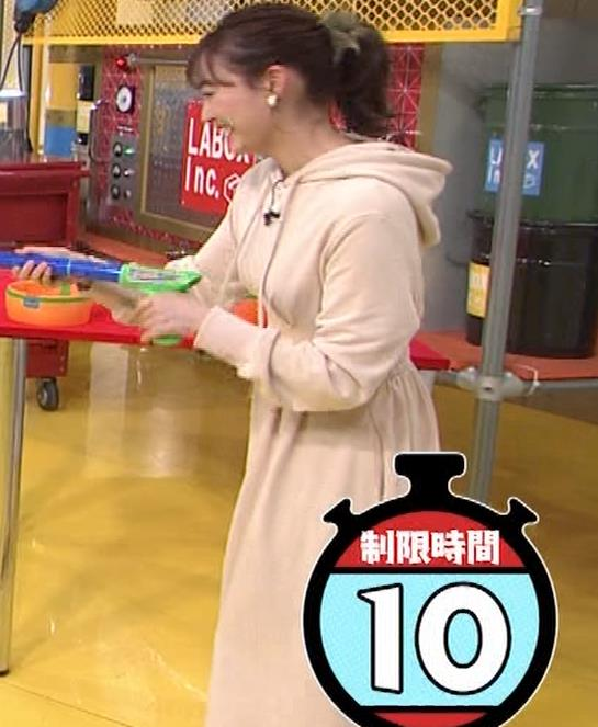 新井絵理奈 かわいいポニーテール&ちょっと胸が目立つキャプ・エロ画像4
