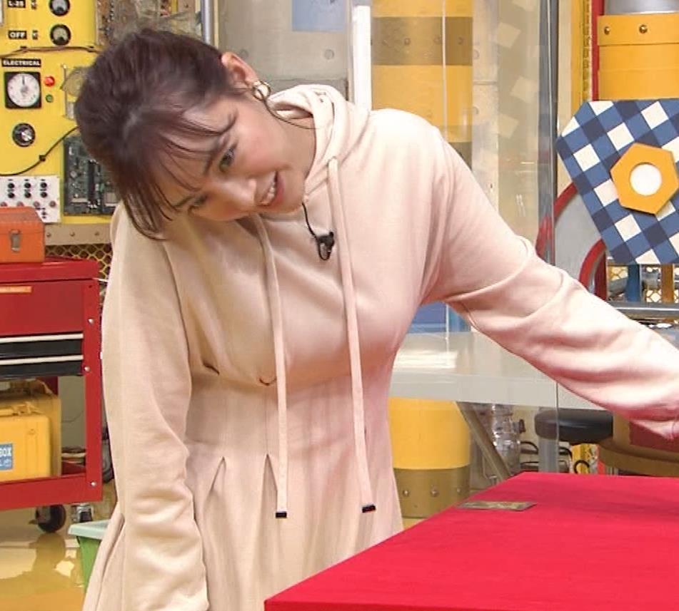 新井絵理奈 かわいいポニーテール&ちょっと胸が目立つキャプ・エロ画像8