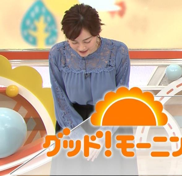 新井恵理那 インナーが透けまくるキャプ・エロ画像2