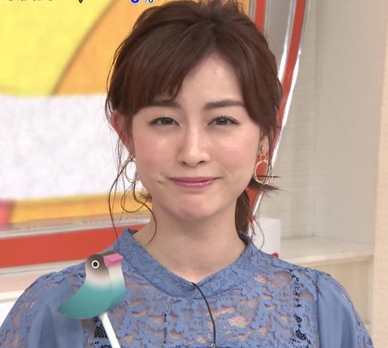 新井恵理那 インナーが透けまくるキャプ・エロ画像7