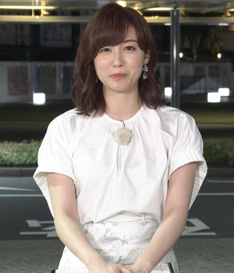 新井恵理那 「新・情報7daysニュースキャスター」 キャプ・エロ画像3
