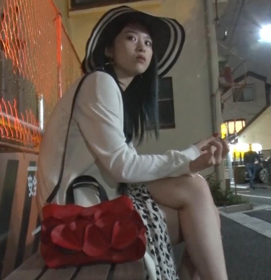 馬場ふみか 脚とかおっぱいとかキスシーンとかのドラマキャプ・エロ画像2