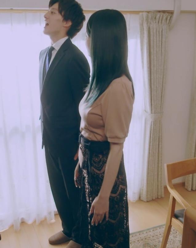 馬場ふみか 脚とかおっぱいとかキスシーンとかのドラマキャプ・エロ画像24