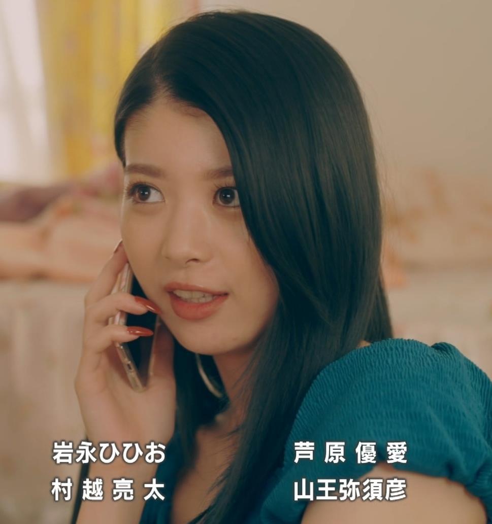 馬場ふみか 脚とかおっぱいとかキスシーンとかのドラマキャプ・エロ画像34