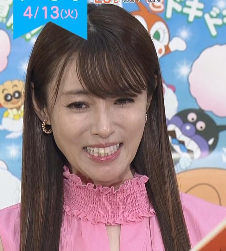 深田恭子 年齢を感じる38歳キャプ・エロ画像7