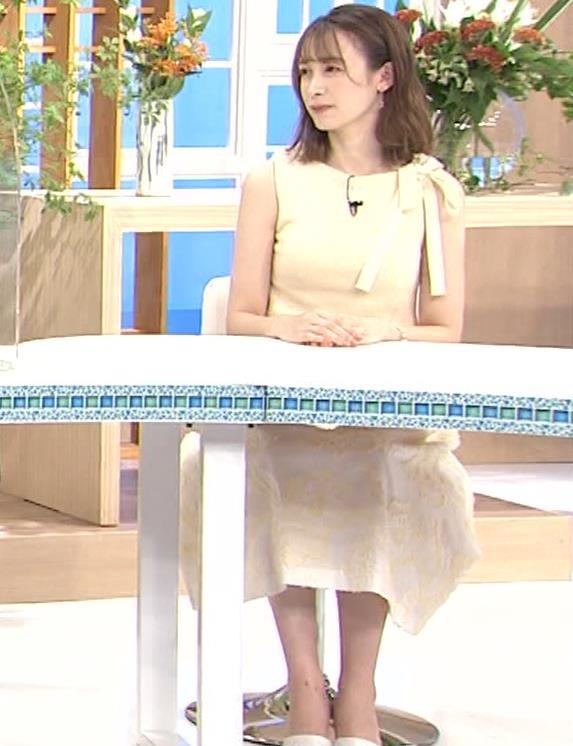 藤井サチ ノースリーブ姿の横乳キャプ・エロ画像7