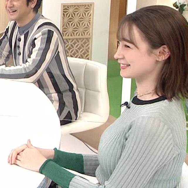 藤井サチ エッチなニットおっぱいキャプ・エロ画像6