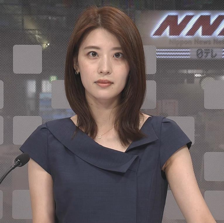 郡司恭子アナ ちょっとワキエロキャプ・エロ画像3