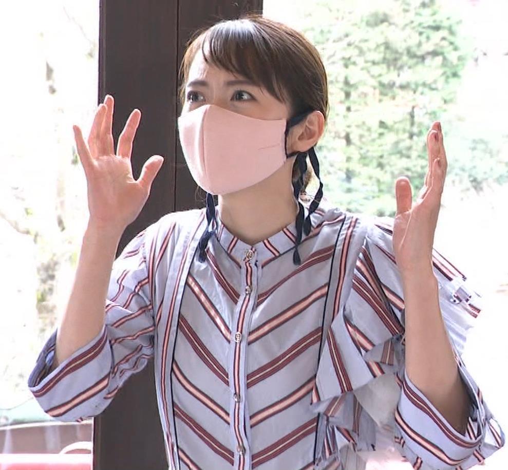 鉢嶺杏奈 入浴シーン(世界ふしぎ発見!エロ回)キャプ・エロ画像4