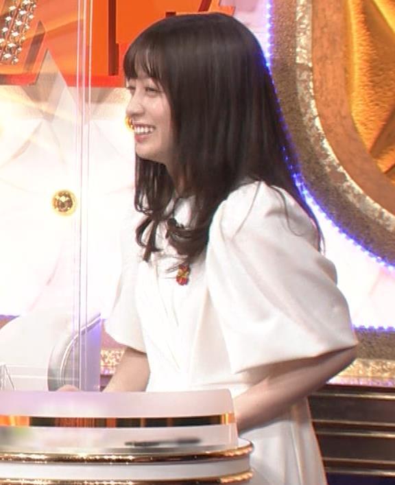 橋本環奈 五輪開会式の生の裏番組でもかわいいキャプ・エロ画像2