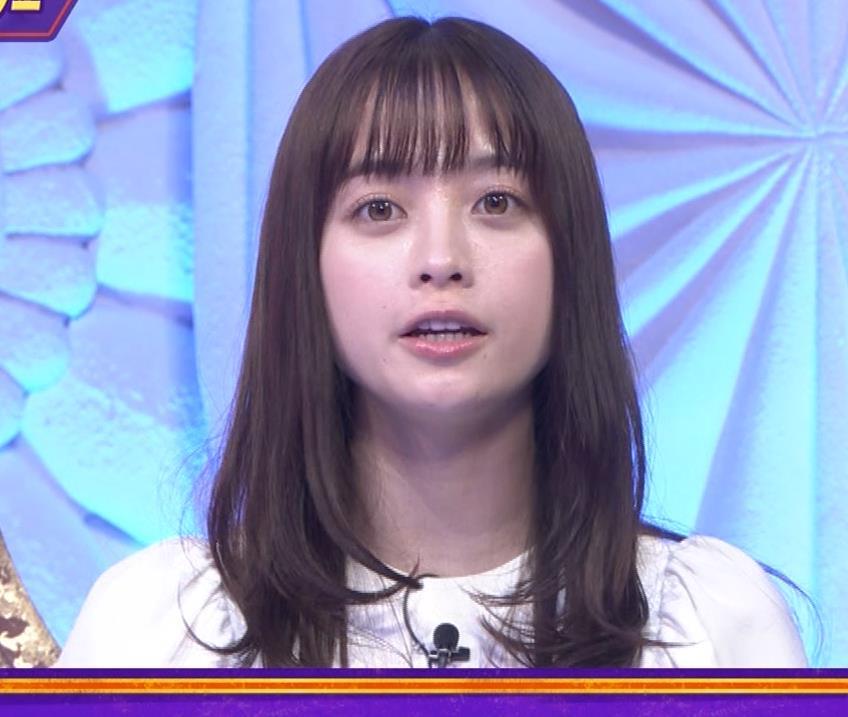 橋本環奈 五輪開会式の生の裏番組でもかわいいキャプ・エロ画像11