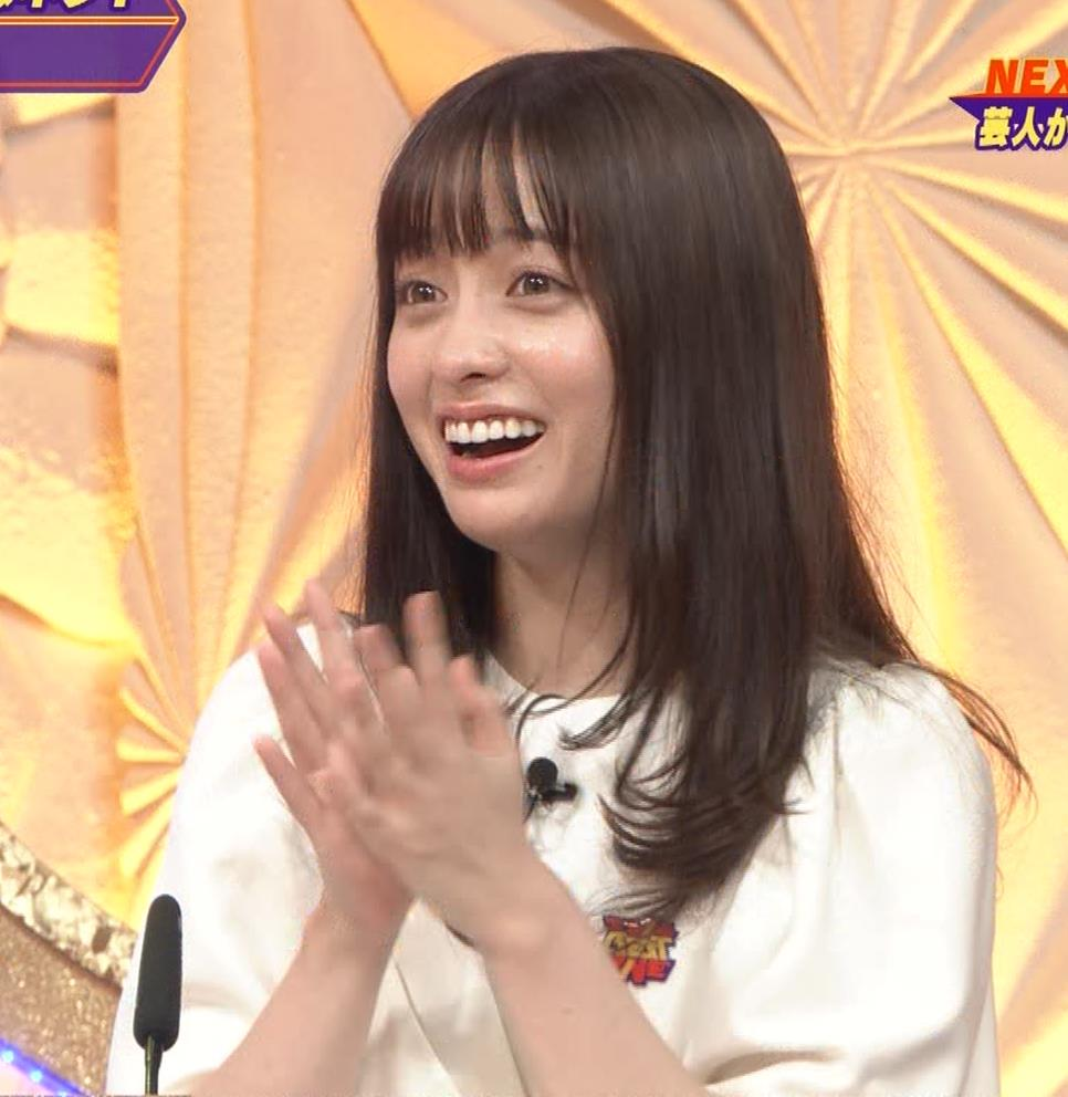 橋本環奈 五輪開会式の生の裏番組でもかわいいキャプ・エロ画像13