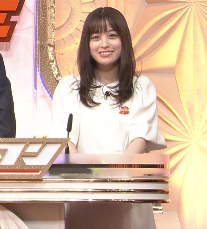 橋本環奈 五輪開会式の生の裏番組でもかわいいキャプ・エロ画像5