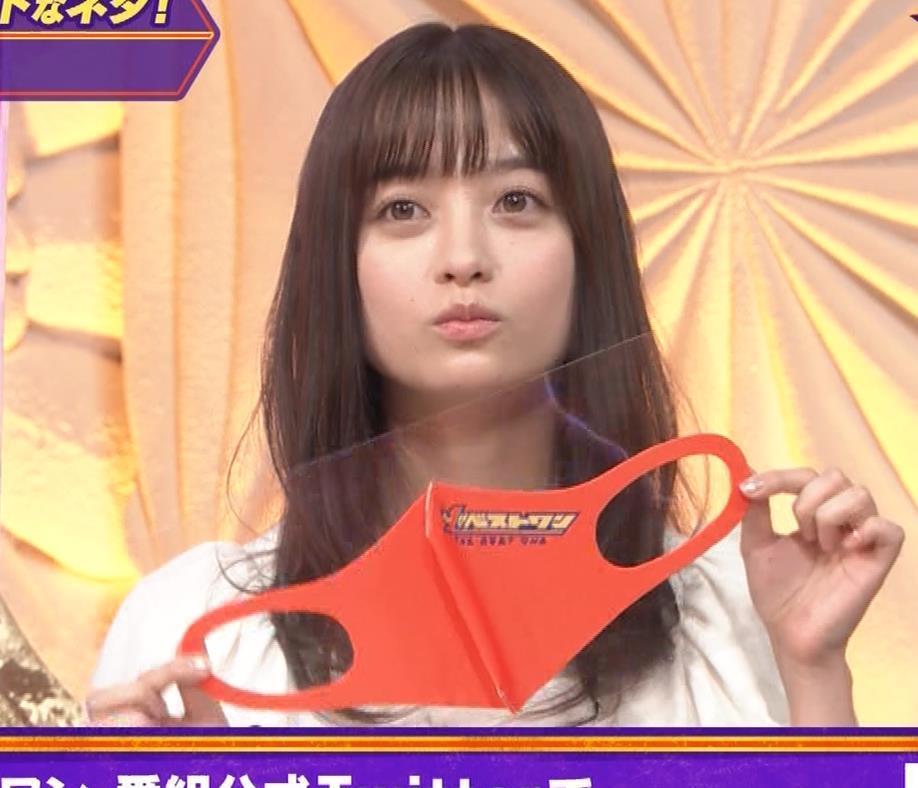橋本環奈 五輪開会式の生の裏番組でもかわいいキャプ・エロ画像6