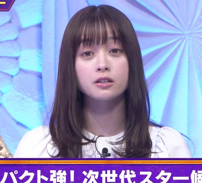 橋本環奈 五輪開会式の生の裏番組でもかわいいキャプ・エロ画像9