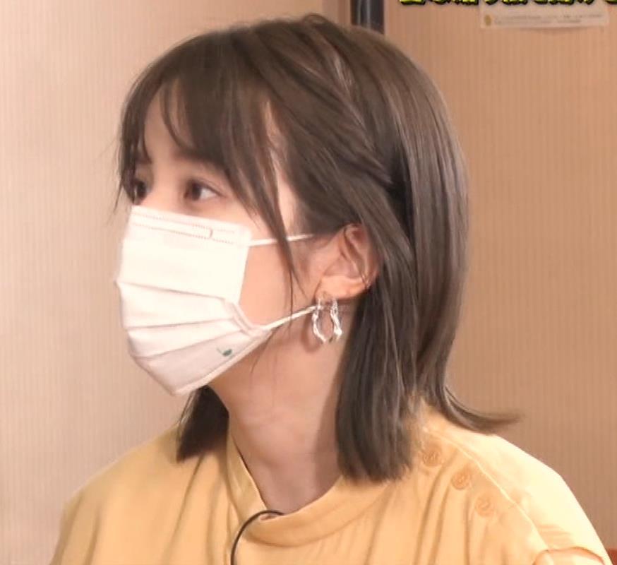 弘中綾香アナ グルメリポートキャプ・エロ画像9