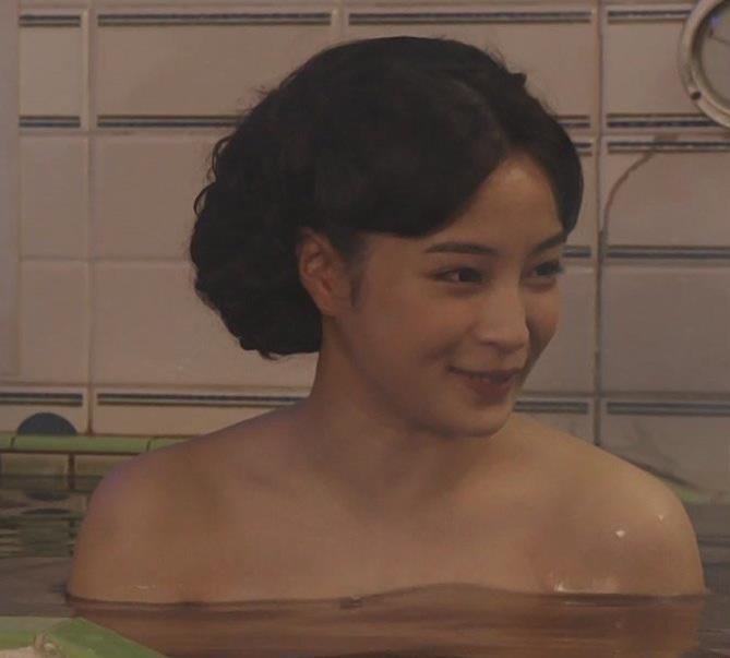 広瀬すず 貴重な入浴シーンキャプ・エロ画像3