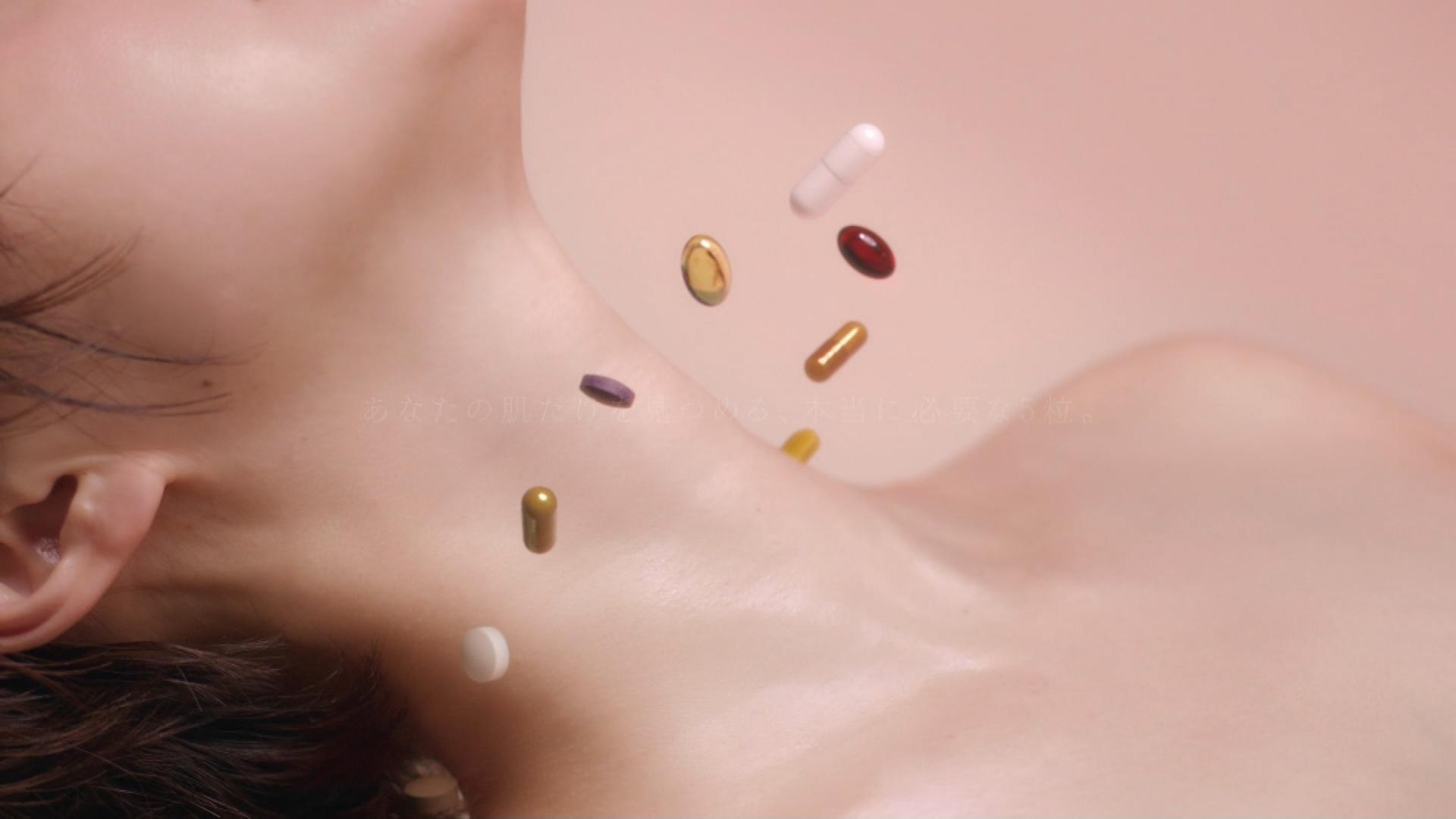 広末涼子 裸のCMが綺麗でエロい(ツルワキ)キャプ・エロ画像9