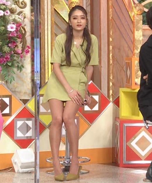 みちょぱ スカートの裾を自分でめくる動画(池田美優)キャプ・エロ画像4