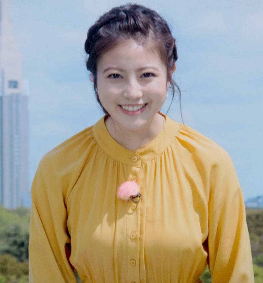 今田美桜 朝ドラでおっぱいが目立ってしまうキャプ・エロ画像11