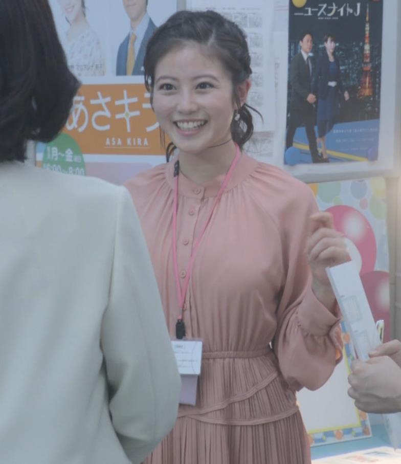 今田美桜 朝ドラでおっぱいが目立ってしまうキャプ・エロ画像3