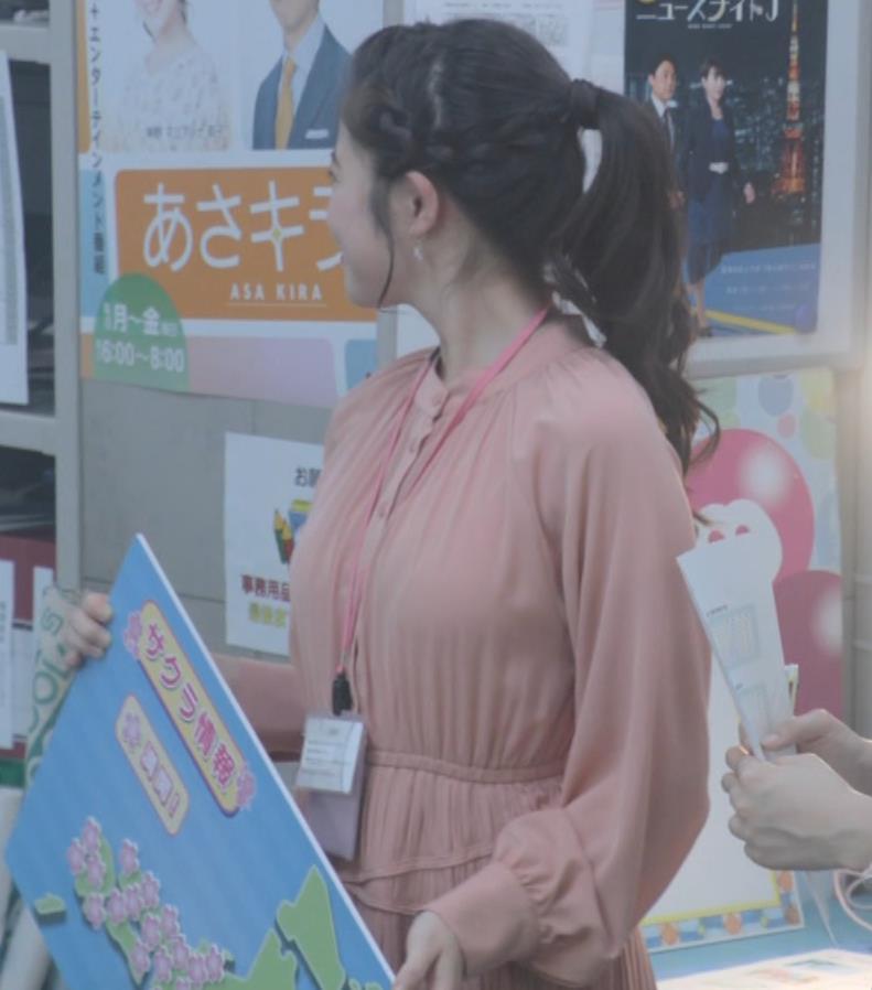 今田美桜 朝ドラでおっぱいが目立ってしまうキャプ・エロ画像4