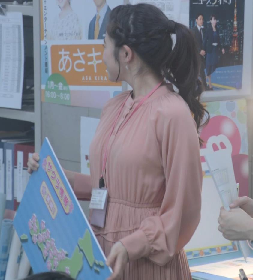 今田美桜 朝ドラでおっぱいが目立ってしまうキャプ・エロ画像5