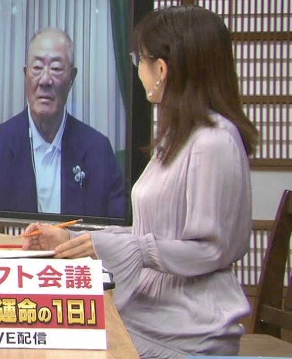 唐橋ユミ サンデーモーニングキャプ・エロ画像2