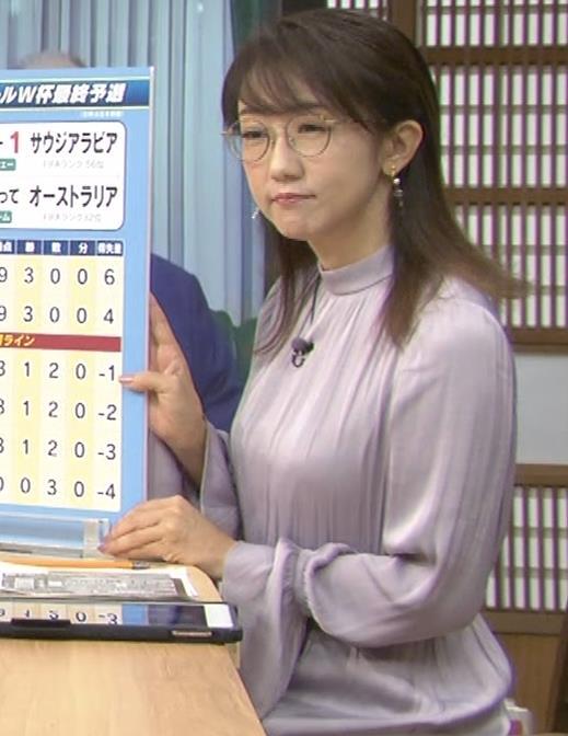 唐橋ユミ サンデーモーニングキャプ・エロ画像11