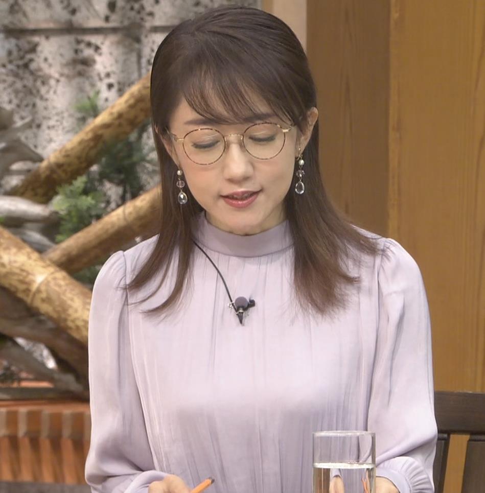 唐橋ユミ サンデーモーニングキャプ・エロ画像4
