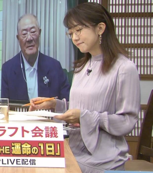 唐橋ユミ サンデーモーニングキャプ・エロ画像7
