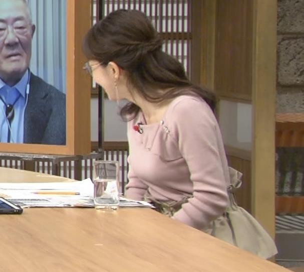 唐橋ユミ でかい横乳画像キャプ・エロ画像4