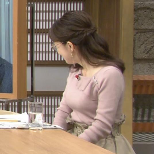 唐橋ユミ でかい横乳画像キャプ・エロ画像5