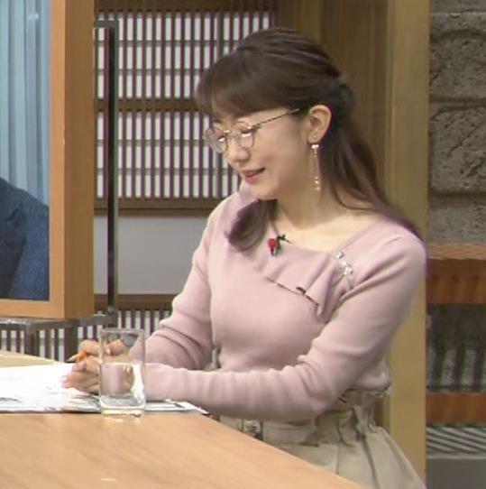 唐橋ユミ でかい横乳画像キャプ・エロ画像7