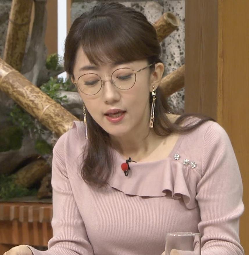 唐橋ユミ でかい横乳画像キャプ・エロ画像8