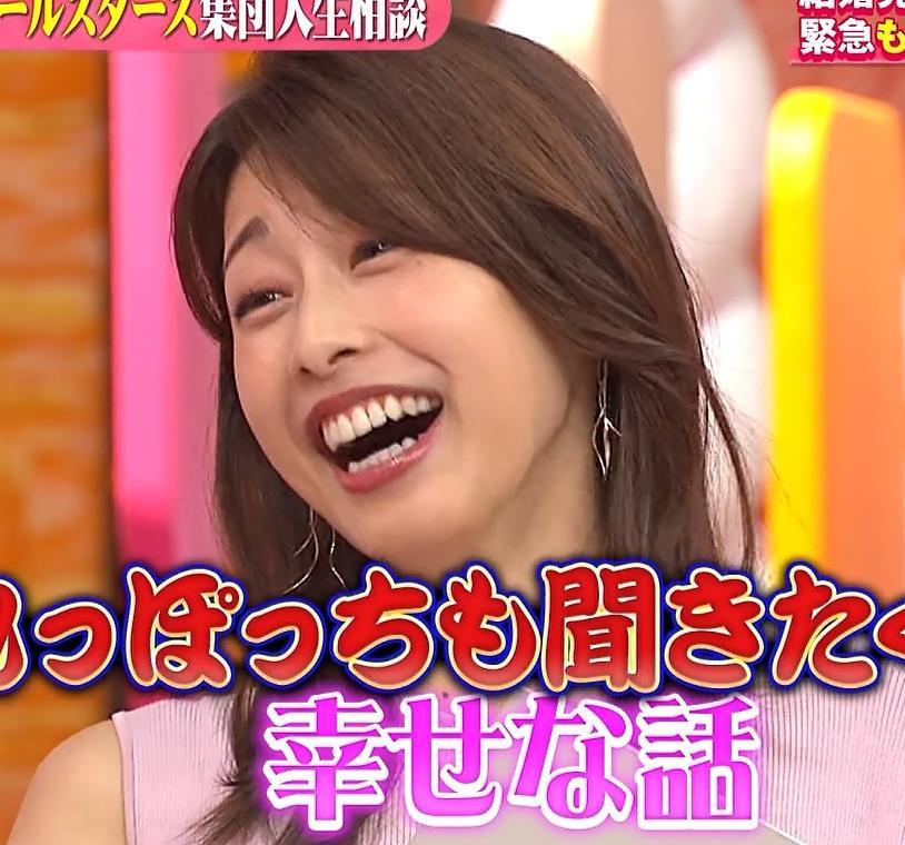 加藤綾子 ピンクのワンピースキャプ・エロ画像4