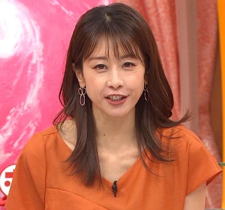 加藤綾子 「ホンマでっかTV!?」 キャプ・エロ画像8