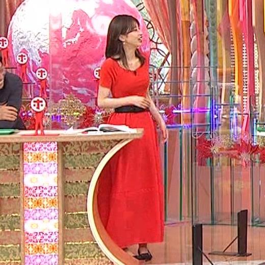 加藤綾子 久しぶりにニットおっぱいがエロかったキャプ・エロ画像11