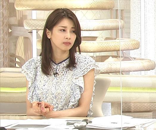 加藤綾子 ノースリーブの二の腕キャプ・エロ画像3