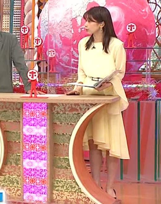 加藤綾子 脚がちょいエロキャプ・エロ画像