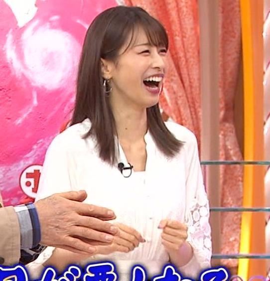 加藤綾子 ホンマでっか!?TVキャプ・エロ画像5