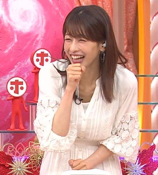 加藤綾子 ホンマでっか!?TVキャプ・エロ画像6