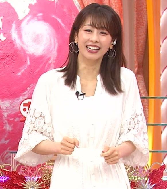 加藤綾子 ホンマでっか!?TVキャプ・エロ画像7
